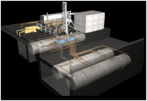 Awarded first DOE contract to use Power Fluidics for environmental cleanup